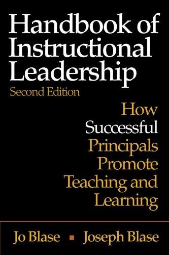 Handbook of Instructional Leadership: How Successful...