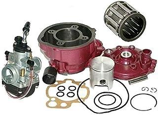 Unbranded. 90cc Tuning Cilindro Culata CARBURADOR Set para RIEJU RR X RRX NKD 50