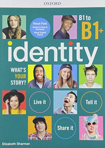 Identity. What's your story? B1-B1+. Visual pack. Per il biennio delle Scuole superiori. Con QR code. Con espansione online