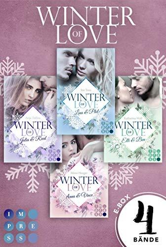 Winter of Love: Alle Bände der romantischen Winter-Serie in einer E-Box!: New Adult Winter-Romance zum Dahinschmelzen