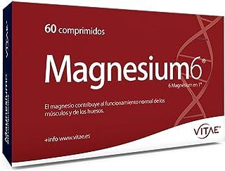 Vitae Magnesium6 Complemento Alimenticio - 60 Tabletas