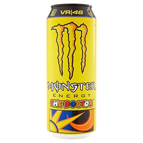 Monster The Doctor Bevanda Energetica - Lattina, 500 ml