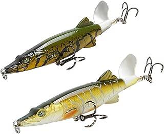 DOITPE Topwater Fishing Lure 5.1