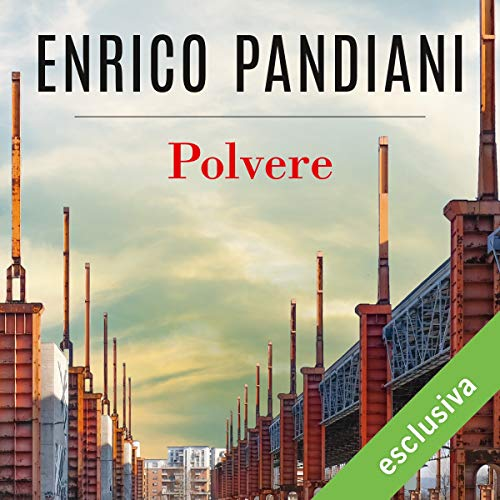 Polvere audiobook cover art