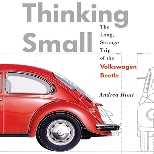 Thinking Small audiobook cover art