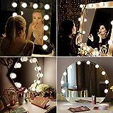 Immagine 2 luci da specchio makeup light