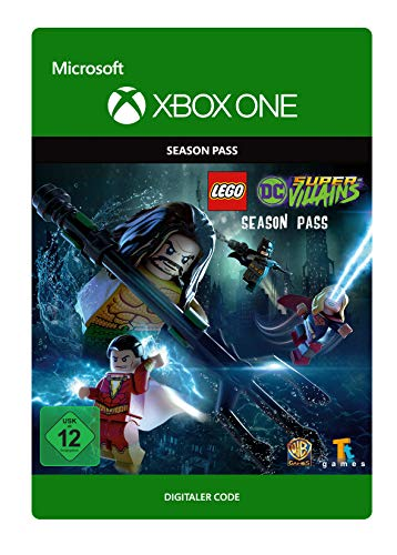 LEGO DC Super-Villains Season Pass   Xbox One - Download Code