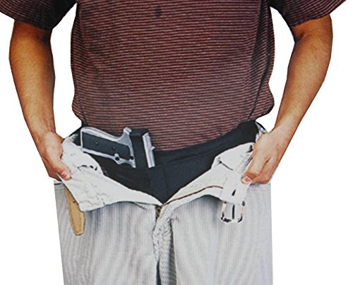 Pro-Tech Underwear Trouser Deep Concealed Crotch Carry Handgun Holster