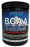 LifeSource Vitamins BCAA Powder 30 Day Supply - Branched Chain Amino Acids. Free Priority Shipping