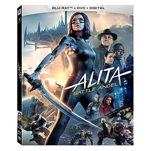 Alita: Battle Angel (Blu-Ray+Dvd) [Edizione: Stati Uniti]