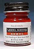TESTORS 4630 Model Master Clear Red GP00260...