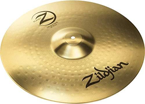 Zildjian PLZ18CR 18-inch Crash Ride Cymbals (Golden)