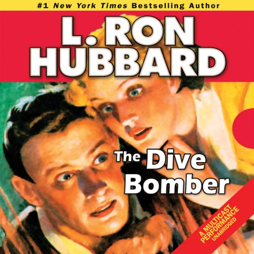The Dive Bomber audiobook cover art