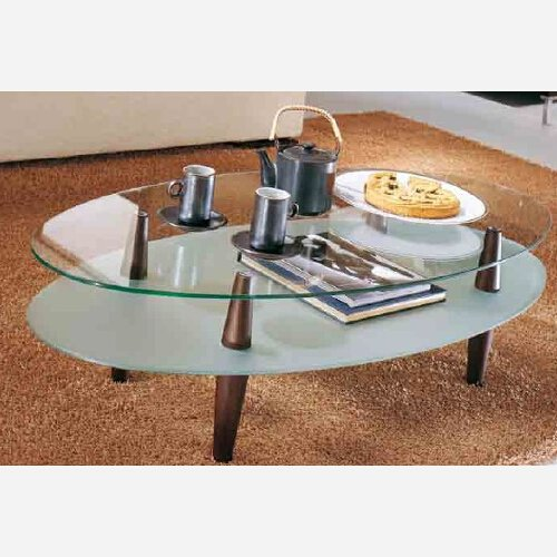 Emporio3 Tavolino da salotto in vetro - MA891