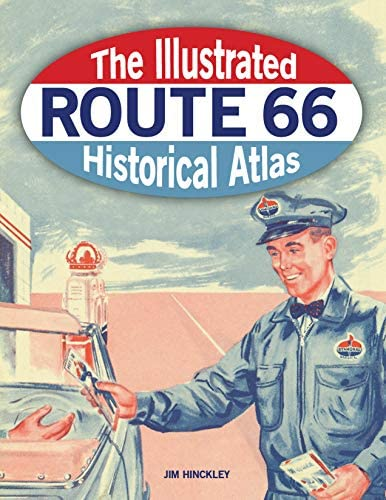 The Illustrated Route 66 Historical Atlas product image