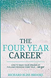 The 4 year career book by Richard Bliss Brooke