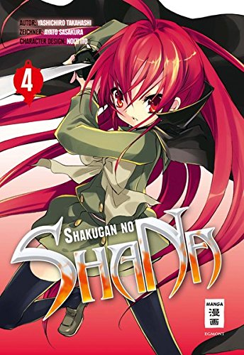 Shakugan no Shana 04