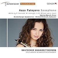 Saxophone by Asya Fateyeva