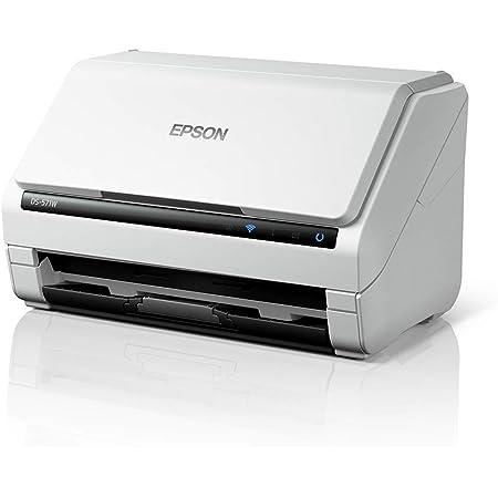 エプソン スキャナー DS-571W (シートフィード/A4両面/Wi-Fi対応)