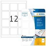 HERMA 10109 Universal Etiketten DIN A4 ablösbar selbstklebend