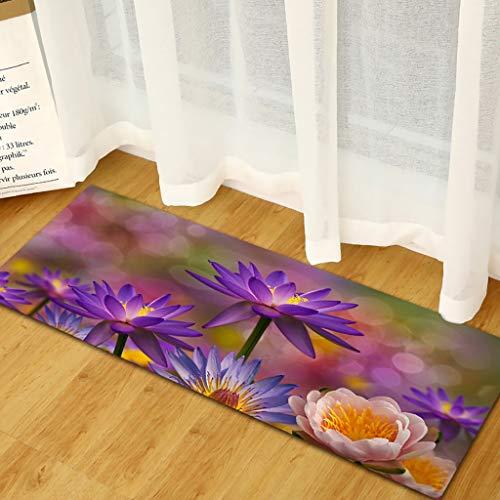 Moquettes, tapis et sous-tapis Tapis de cuisine Tapisserie Tapis de sol Tapis de sol Tapis de sol Tapis de chambre Table basse chambre au chevet de la maison Tapis tapis antidérapants de salle de bain