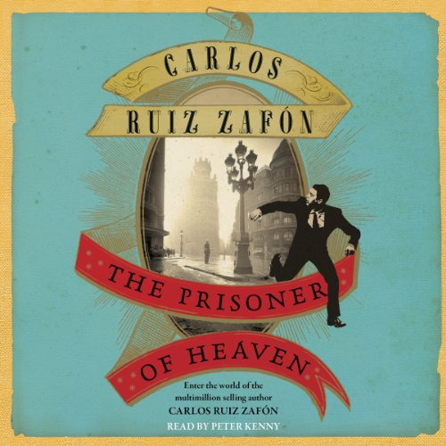The Prisoner of Heaven audiobook cover art
