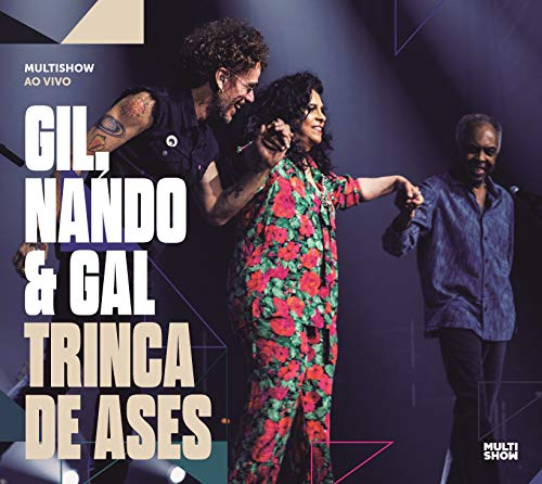 CD DUPLO - Trinca de Áses
