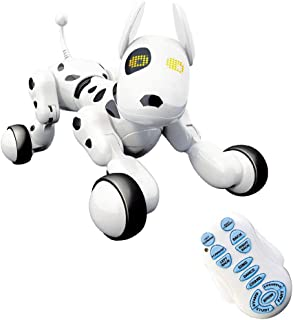 子供のおもちゃ 電子ペット ロボット犬のおもちゃ 子供ロボット 親子のおもちゃ 犬 動く おもちゃ 男の子 女の子 おもちゃ 日本語の説明書 6歳 7歳 8歳 9歳 10歳