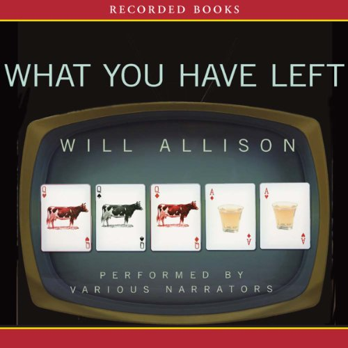 What You Have Left audiobook cover art