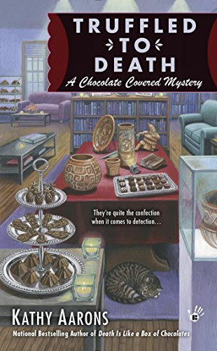 Truffled to Death (A Chocolate Covered Mystery Book 2) (English Edition)