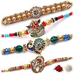 Convey Your Message to Brother in Form of Rakhi Gift
