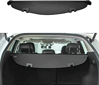 MotorFansClub Retractable SUV Cargo Shade Cover Fit For Compatible With Mazda Cx-5 CX5 2013-2016 Rear Trunk Luggage