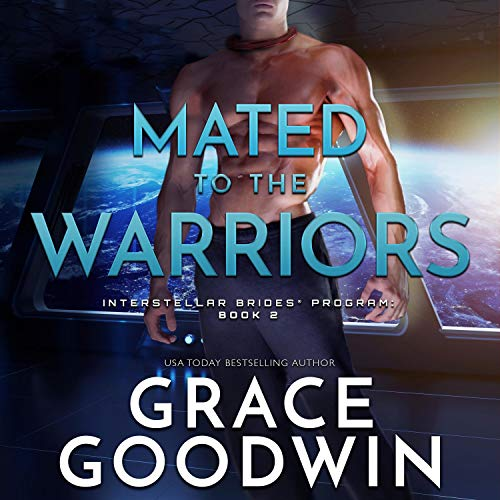 Mated to the Warriors cover art