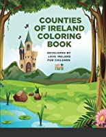 Counties of Ireland Coloring Book