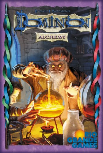 Rio Grande Games Dominion Alchemy