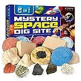 Juguetes De Rompecabezas para Niños Arqueología Excavación Juguetes Pirate Space Shell Set DIY Discovery B