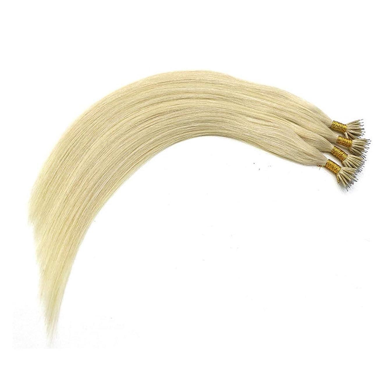 買い手モンクオークランドWASAIO 本物のヘアエクステンションアッシュブロンドと黒の100%未処理のストレート人間のクリップUnseamed髪型 (色 : Blonde, サイズ : 12 inch)