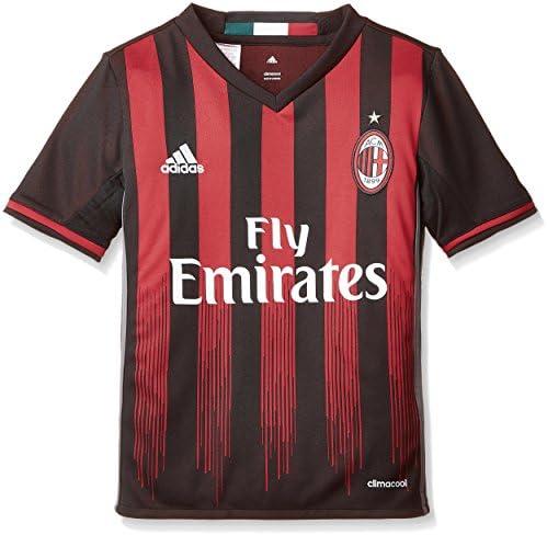 Adidas Camiseta AC Milan 1ª Equipación 2016/2017 Niños