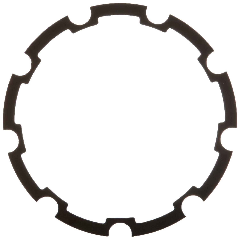 シマノ ギアスペーサー(t=1.0mm/ブラック) Y11E03000
