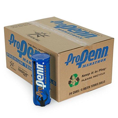 Pro Penn Marathon Regular Duty Tennis Balls (1-Case)