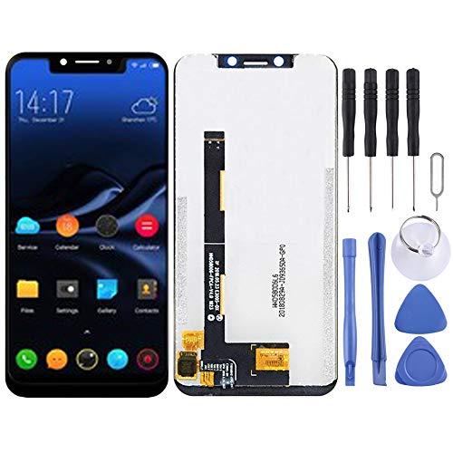 JIANGHONGYAN Montaje Completo de Pantalla LCD y digitalizador para Elephone A4 Pro