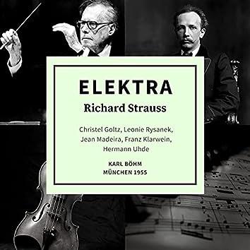 Richard Strauss: Elektra (München 1955)