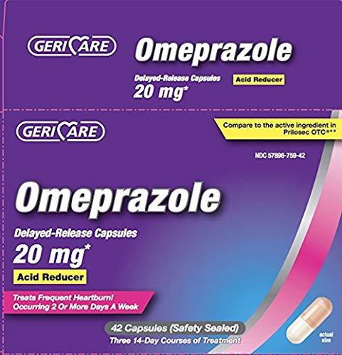 Omeprazole Magnesium 206 42 Count DelayedRelease Capsules