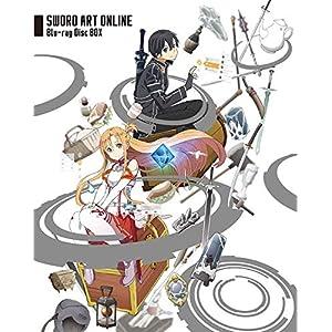 """ソードアート・オンライン Blu-ray Disc BOX(完全生産限定版)"""""""