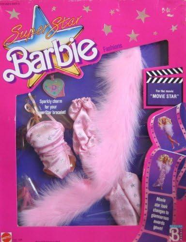 Amazon.com: Barbie Super Star Fashions Movie Star (1988) : Toys ...