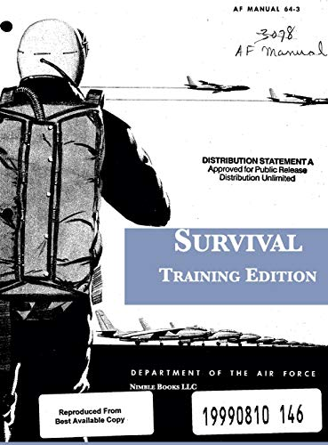 Survival: Training Edition: AF Manual 64-3