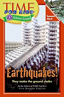 Time For Kids: Earthquakes! (Time For Kids Science Scoops: Level 2)