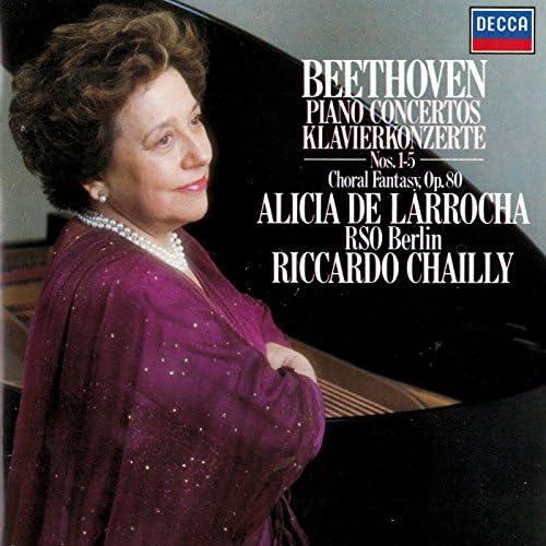 Alicia De Larrocha, Radio-Symphonie-Orchester Berlin & Riccardo Chailly
