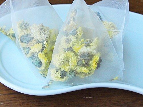 【Pick up!】 台湾産有機栽培 菊花茶(黄) ティーパック 31包