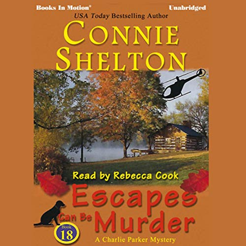 Escapes Can Be Murder audiobook cover art